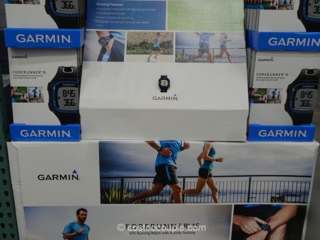 Garmin Forerunner 15 Costco 2