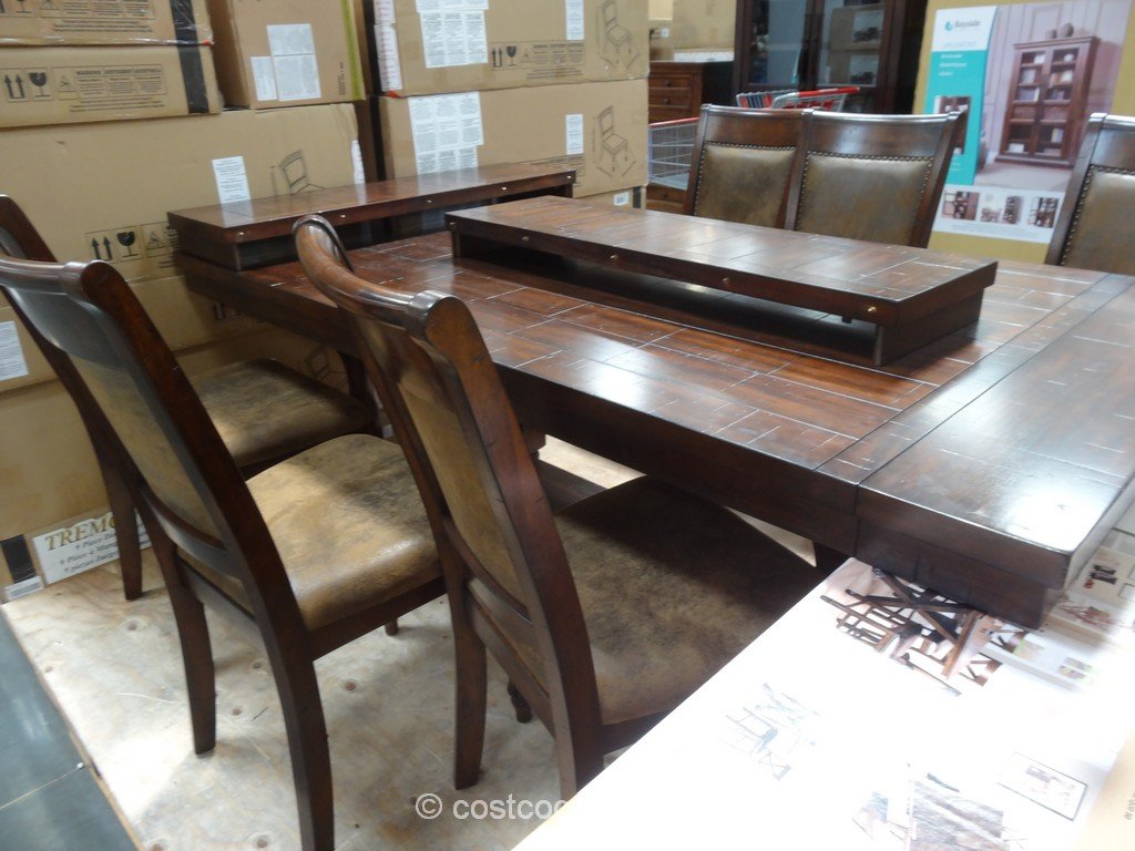 Hillsdale Tremonte Dining Set Costco 2
