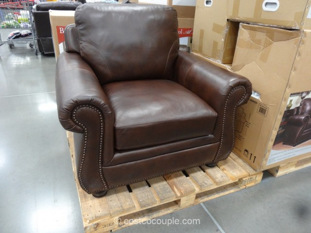 Marks And Cohen Savoy Leather Chair