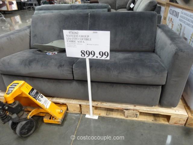 Natuzzi Group Lia Convertible Sofa