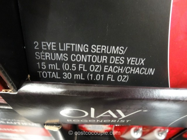 Olay Regenerist Eye Lifting Serum Costco 3