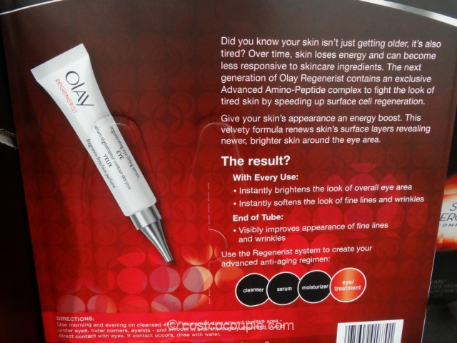 Olay Regenerist Eye Lifting Serum Costco 4