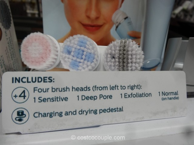 Philips Pure Radiance Facial Cleaning System Costco 4