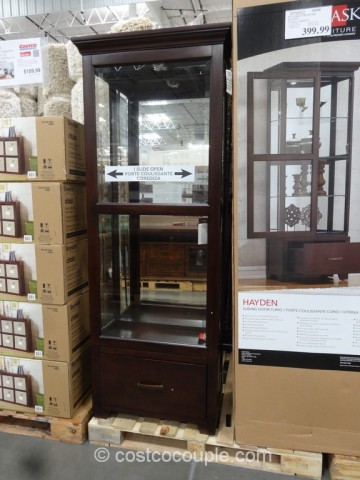 Pulaski Furniture Hayden Curio Cabinet Costco 2