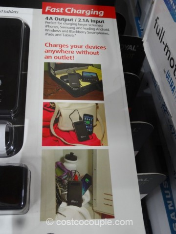 Royal Cell Phone And Tablet Portable Charger Costco 6