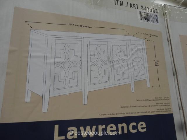 Stein World Lawrence Credenza Costco 4