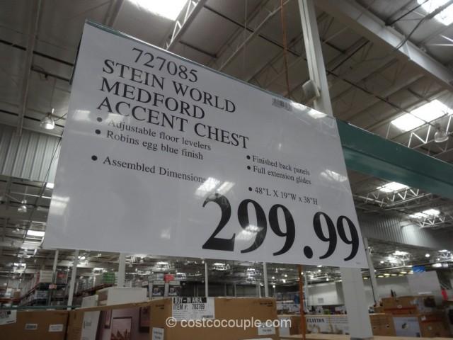 Stein World Medford Accent Chest Costco 1