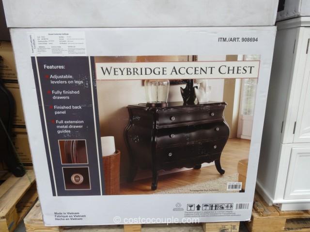Stein World Weybridge Accent Chest Costco 4