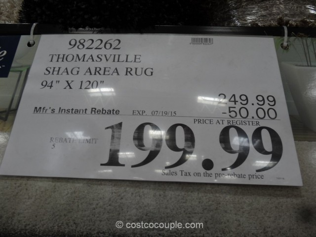 Thomasville Shag Rug Costco 1 Thomasville Shag Rug Costco 2