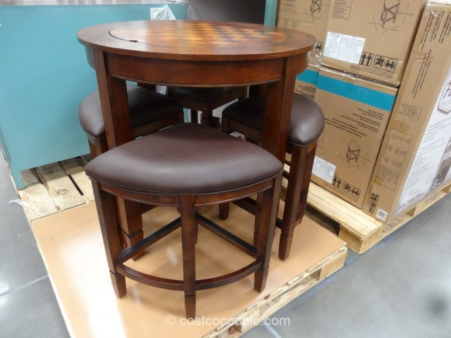 Universal Furniture Flannery Dining Set Costco 3