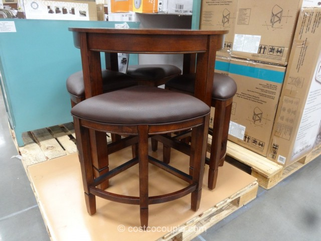 Universal Furniture Flannery Dining Set Costco 4