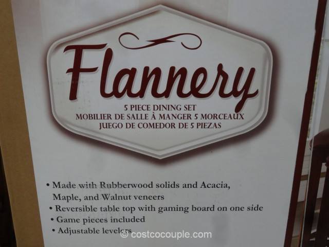 Universal Furniture Flannery Dining Set Costco 8