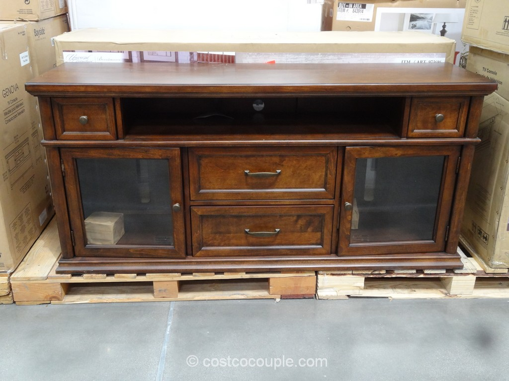Universal Furniture Latham TV Console Costco 2