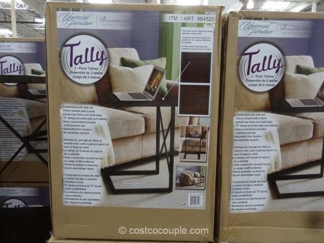 Universal Furniture Tally Table Costco 1
