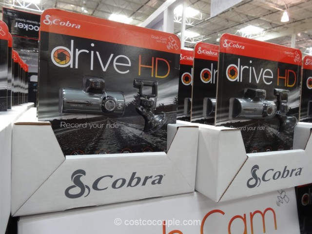 Cobra Drive HD Dash Camera Costco 2
