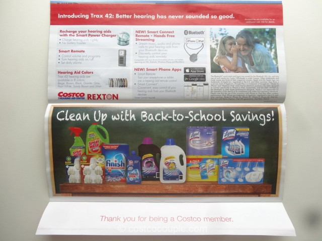 Costco August 2015 Coupon Book 13