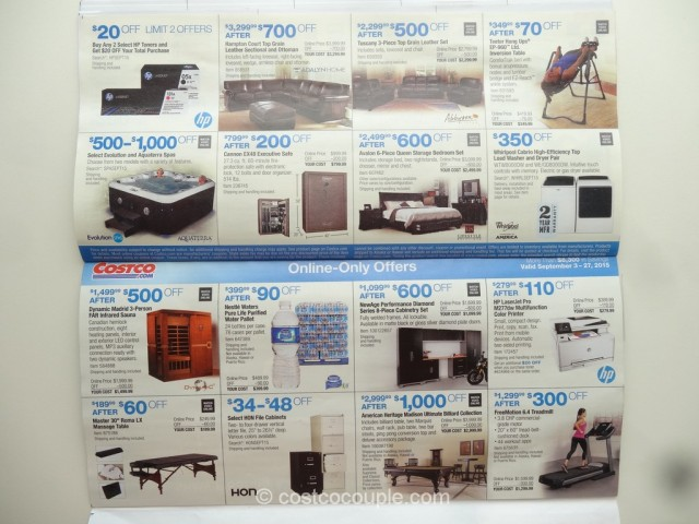 Costco Sept 2015 Coupon Book 10