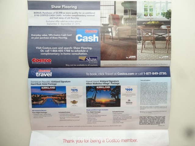 Costco Sept 2015 Coupon Book 11