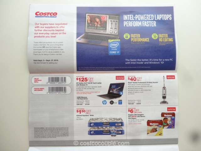 Costco Sept 2015 Coupon Book 2