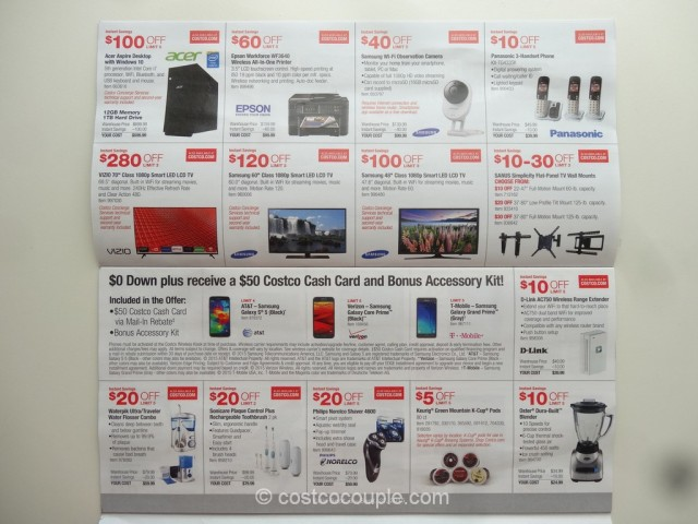 Costco Sept 2015 Coupon Book 3