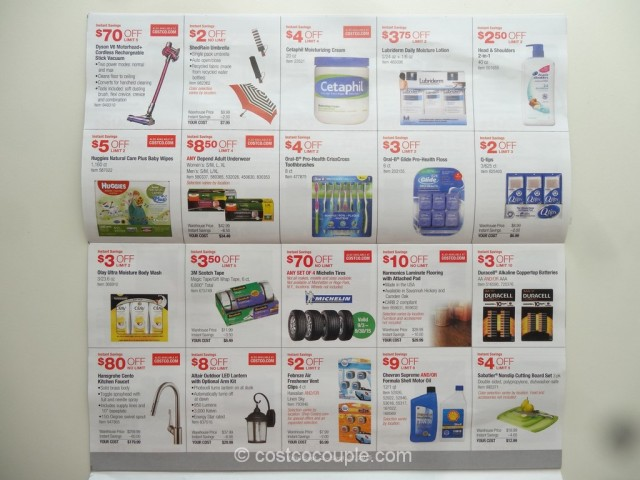 Costco Sept 2015 Coupon Book 4