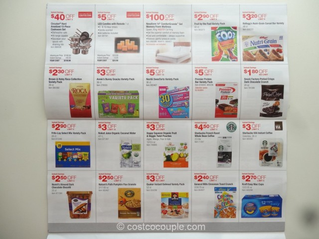 Costco Sept 2015 Coupon Book 5