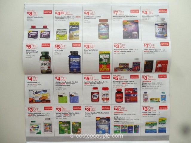 Costco Sept 2015 Coupon Book 8