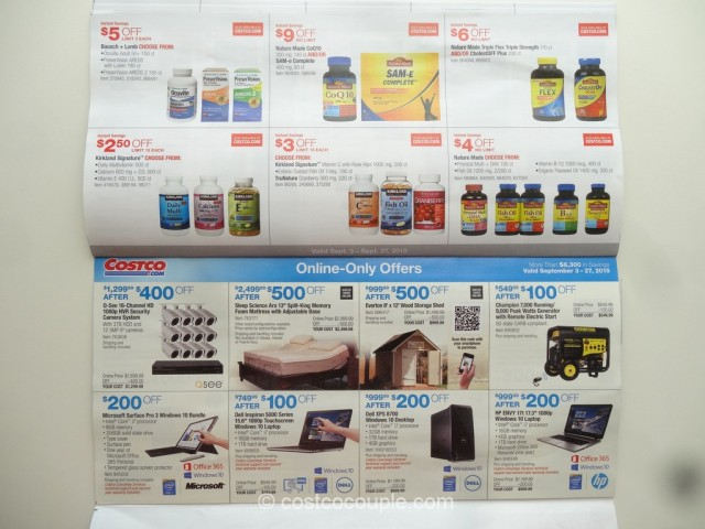 Costco Sept 2015 Coupon Book 9