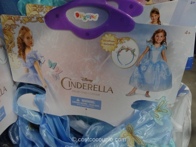 Disguise Girls Licensed Costume Costco 2