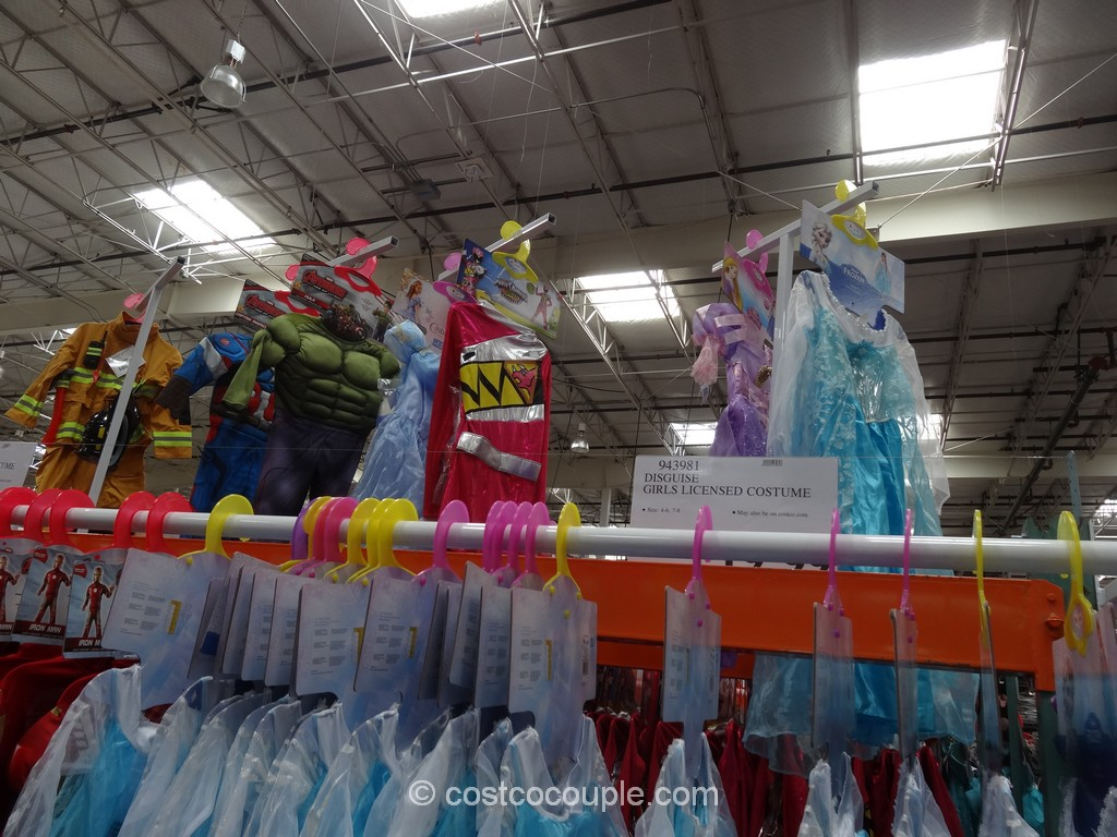 Disguise Girls Licensed Costume Costco 7