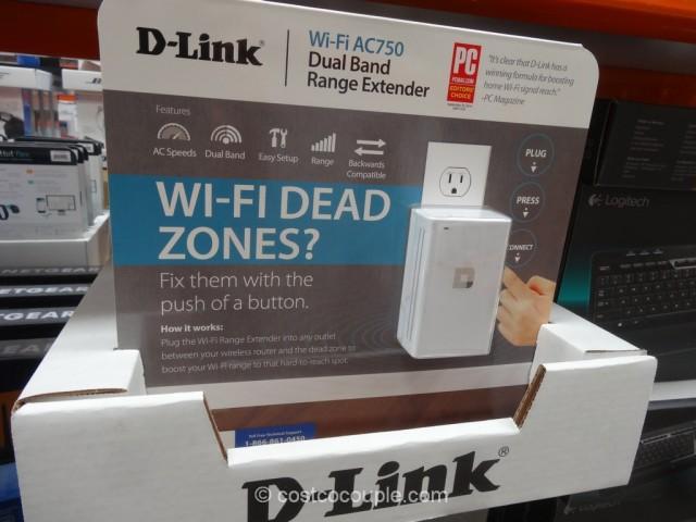 Dlink Wireless Range Extender Costco 2