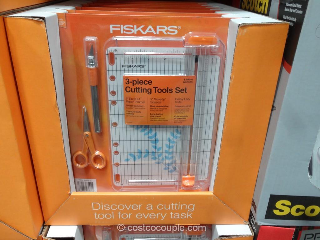 Fiskars Cutting Essentials Set Costco 2