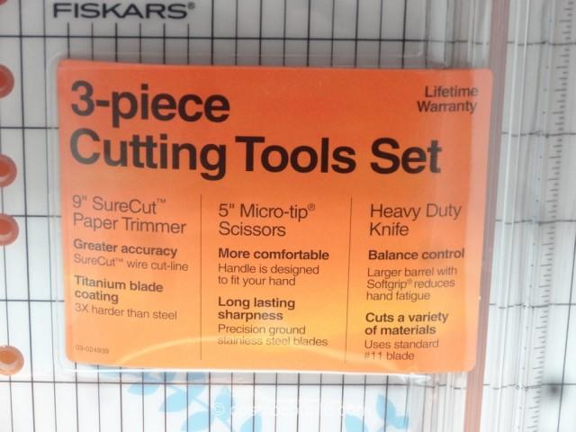 Fiskars Cutting Essentials Set Costco 3