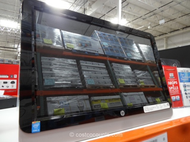 HP 21-Inch All-In-One PC Costco 2