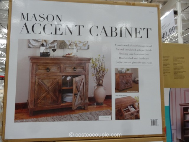 Jaipur Home Mason Accent Cabinet Costco 2