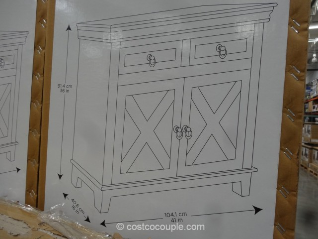Jaipur Home Mason Accent Cabinet Costco 6