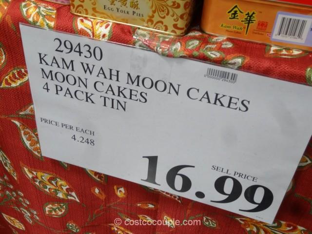Kam Wah Moon Cake Costco 1