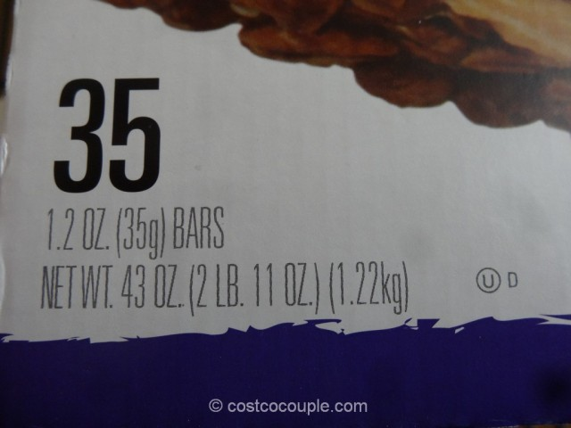 Kashi Chocolate Almond and Sea Salt Bars Costco 4