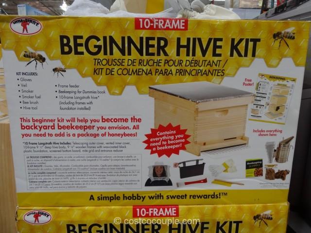 Miller MFG Beginner Hive Kit Costco 3