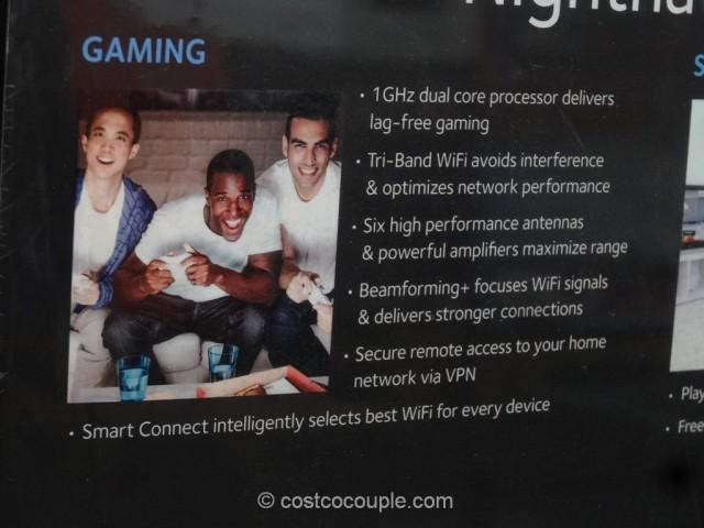 Netgear Nighthawk X6 AC3000 Wifi Router Costco 4
