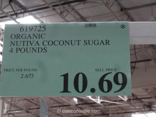 Nutiva Organic Coconut Sugar Costco 1