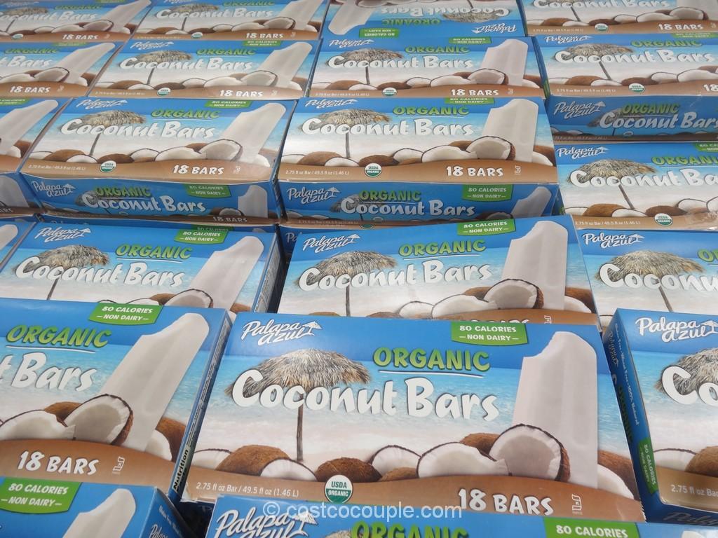 Papala Azul Organic Coconut Bars Costco 2