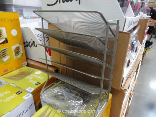 Seville Classics Desk Wall Organizer Costco 3