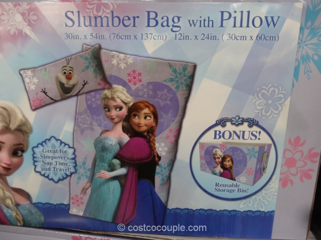 Slumber Bag with Matching Pillow Costco 3
