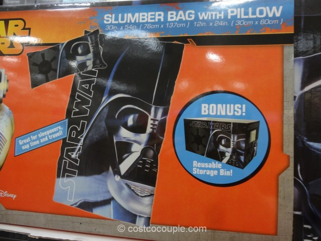 Slumber Bag with Matching Pillow Costco 5