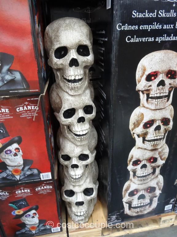 Stacked Skulls Costco 2