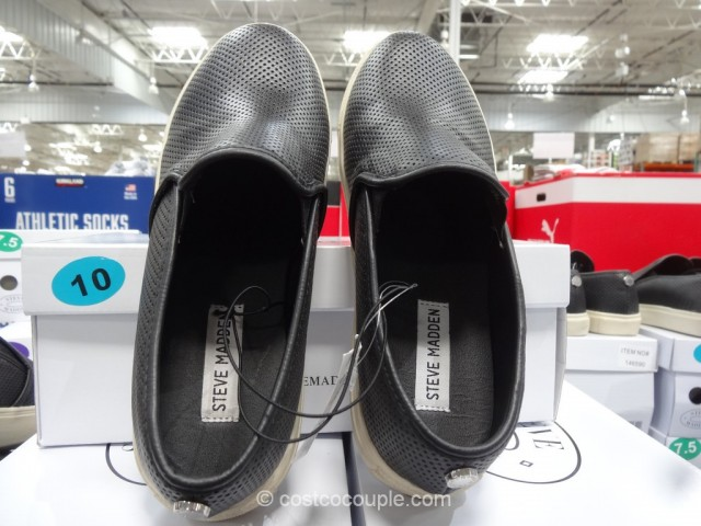 Steve Madden Ladies Slip On Shoes Costco 2