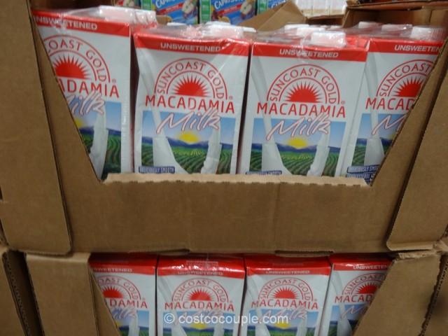 Sun Coast Gold Unsweetened Macadamia Milk Costco 6