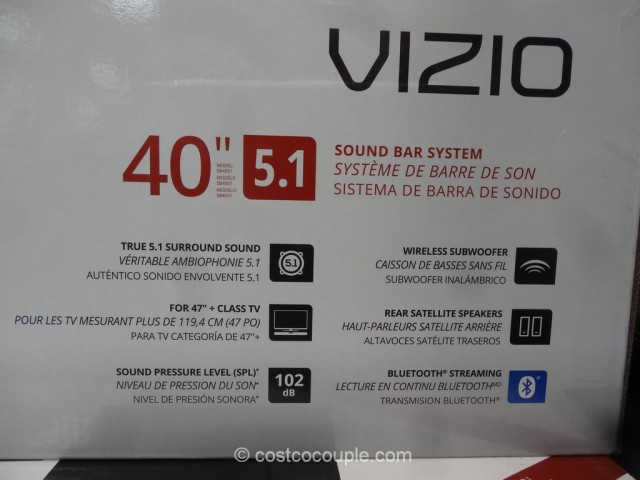 Vizio Soundbar Costco 3