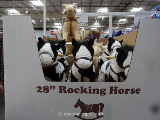 28-Inch Rocking Horse Costco 1